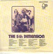 Double LP - The 5th Dimension, The Fifth Dimension - Starportrait