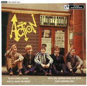 CD - The Action - In My Lonely Room