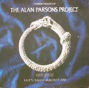 12'' - The Alan Parsons Project - Let's Talk About Me