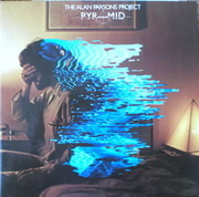 LP - The Alan Parsons Project - Pyramid