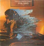 LP - The Alan Parsons Project - Pyramid - Gatefold