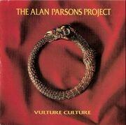 CD - The Alan Parsons Project - Vulture Culture