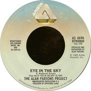 7inch Vinyl Single - The Alan Parsons Project - Eye In The Sky