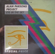 CD - The Alan Parsons Project - Eye In The Sky