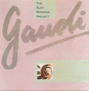 CD - The Alan Parsons Project - Gaudi
