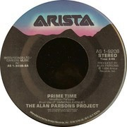 7inch Vinyl Single - The Alan Parsons Project - Prime Time