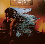 LP - The Alan Parsons Project - Pyramid - Orange Vinyl, Gatefold