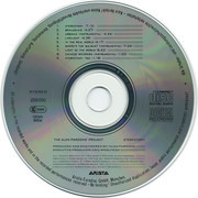 CD - The Alan Parsons Project - Stereotomy