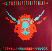 LP - The Alan Parsons Project - Stereotomy