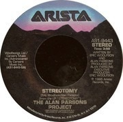 7inch Vinyl Single - The Alan Parsons Project - Stereotomy