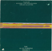 LP - The Alan Parsons Project - Tales Of Mystery And Imagination - Edgar Allan Poe