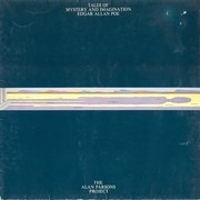 LP - The Alan Parsons Project - Tales Of Mystery And Imagination - Gatefold