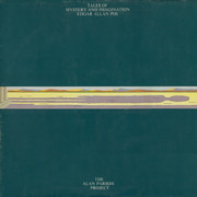 LP - The Alan Parsons Project - Tales Of Mystery And Imagination - + booklet