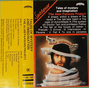 MC - The Alan Parsons Project - Tales Of Mystery And Imagination - Still Sealed.