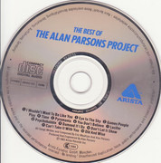 CD - The Alan Parsons Project - The Best Of The Alan Parsons Project