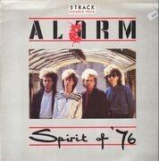 2 x 12inch Vinyl Single - The Alarm - Spirit Of '76