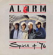 12'' - The Alarm - Spirit Of '76
