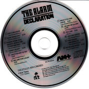 CD - The Alarm - Declaration