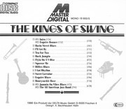 CD - The All American Jazz Band Conducted By Louis Armstrong - The Kings Of Swing Vol. 5