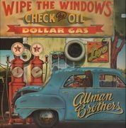 Double LP - The Allman Brothers Band - Wipe The Windows, Check The Oil, Dollar Gas - Gatefold