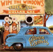 CD - The Allman Brothers Band - Wipe The Windows, Check The Oil, Dollar Gas