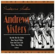 CD - The Andrews Sisters - The Best Of