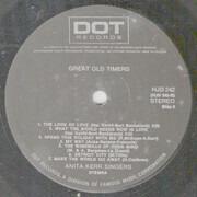 LP - The Anita Kerr Singers - Great Oldtimers