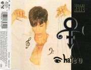 CD Single - The Artist (Formerly Known As Prince) - I Hate U