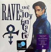 Double LP - Prince - Rave Un2 the Joy Fantastic - Purple Vinyl