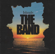 CD - The Band - Islands