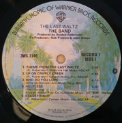 LP-Box - The Band - The Last Waltz - + Booklet