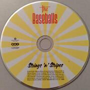 CD - The Baseballs - Strings 'N' Stripes - Digipak
