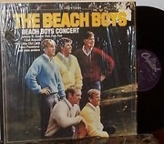 LP - The Beach Boys - Beach Boys Concert