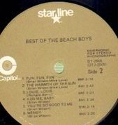 LP - The Beach Boys - Best Of The Beach Boys