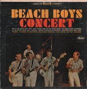 LP - The Beach Boys - Concert - Gatefold