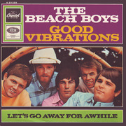 7'' - The Beach Boys - Good Vibrations