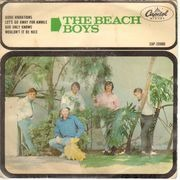 7inch Vinyl Single - The Beach Boys - Good Vibrations - Original Mexican EP