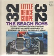 LP - The Beach Boys - Little Deuce Coupe - remastered