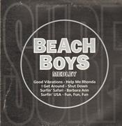 12inch Vinyl Single - The Beach Boys - Medley - Rare French