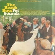 LP - The Beach Boys - Pet Sounds - 1st German Pressing