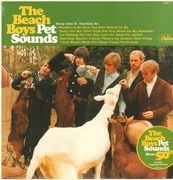 LP - The Beach Boys - Pet Sounds - Mono 180g Vinyl Reissue