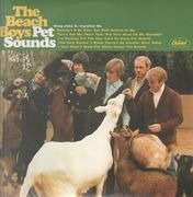 Double LP - The Beach Boys - Pet Sounds - Ltd. & numbered colored