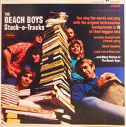 LP - The Beach Boys - Stack-O-Tracks