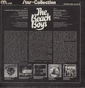 LP - The Beach Boys - Star-Collection