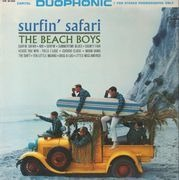 LP - The Beach Boys - Surfin' Safari - Original