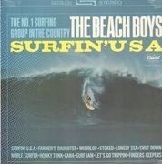 LP - The Beach Boys - Surfin' U.S.A. - still sealed