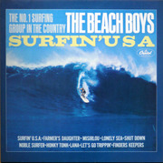 LP - The Beach Boys - Surfin' USA