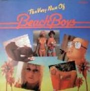 LP - The Beach Boys - The Very Best Of The Beach Boys - Amiga pressing