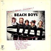 LP - The Beach Boys - Wow! Great Concert!
