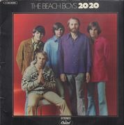 LP - The Beach Boys - 20/20 - OG German Pressing